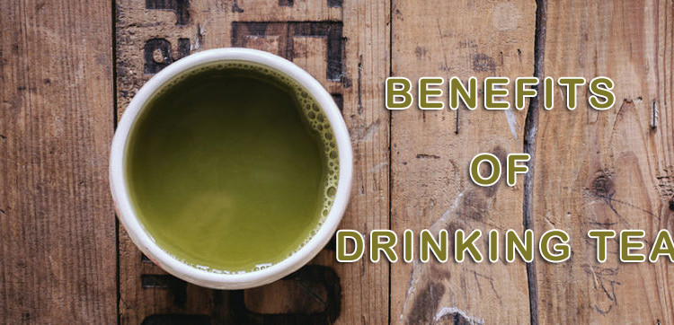 BENEFITS OF DRINKING TEA