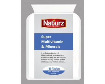 Super Multivitamin & Minerals