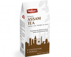 Premium Assam Whole Leaf Pyramid Tea Bags